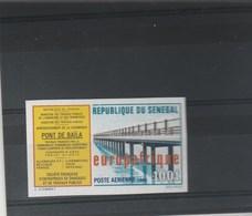 Sénégal NON DENTELE Yvert  PA 79 **  Europafrique - Senegal (1960-...)