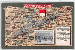 Kanton Solothurn - SO Solothurn