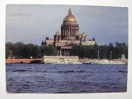 Leningrad / Petersburg / Russia / Ships 1976 - Bateaux