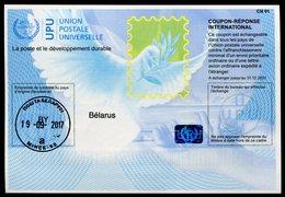 BÉLARUS  Coupon Réponse International / International Reply Coupon - Belarus