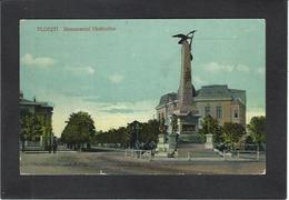 CPA Roumanie Romania Roemenie Circulé Ploesti - Roumanie