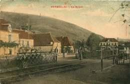 100219 - 24 PEYRILLAC La Route - Chemin De Fer - Frankreich