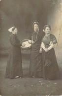 71 SAONE Et LOIRE Superbe Carte Postale Photo Groupe De Belles Dames De LOUHANS En Tenue Traditionnelle - Louhans