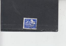 ROMANIA    1960 - Yvert   A 118 - Serie Corrente - 1948-.... Repubbliche