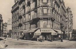 75 PARIS Ve  Carrefour Mirbel Et Daubanton - Arrondissement: 05