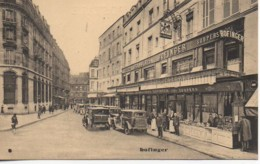 75 PARIS IVe  Brasserie Bofinger 5 -7 Rue De La Bastille - Distretto: 04