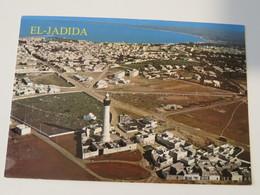 Carte Postale : MAROC : EL JADIDA : Vue Aérienne - Altri