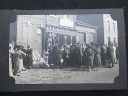 ALBUM PHOTO (M1799) ENTERREMENT (19 Vues) GRENVIN - Corbillard Hippomobile - Marcinelle? - Albums & Collections