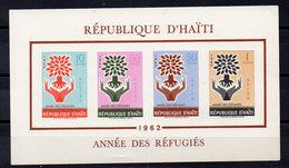 HAITI   Timbres Neufs ** De 1962   ( Ref 6085 ) Réfugiés - Haïti