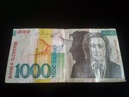 Slovenia 1000 Tolarjev 1993 - Slovenia