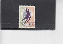 ROMANIA    1966 - Yvert  2258 - Sport - Calcio - 1948-.... Repubbliche