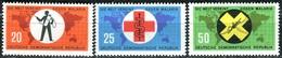 DDR - Mi 942 / 944 - ** Postfrisch (A) - Kampf Gegen Die Malaria - Neufs