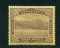 DOMINIQUE- Y&T N°39- Neuf Avec Charnière * - Dominique (1978-...)
