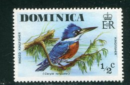 DOMINIQUE- Y&T N°478- Neuf Sans Charnière ** (oiseaux) - Dominique (1978-...)