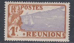 Réunion N° 115 XX  Partie De Série : 1 F. Bistre  Et Violet Sans Charnière, TB - Réunion (1852-1975)
