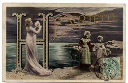 Tarjeta Postal  De  Henriette. - Francia