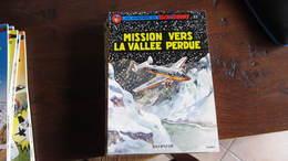 BUCK DANNY T23 MISSION VERS LA VALLEE PERDUE  HUBINON   CHARLIER   DUPUIS - Buck Danny