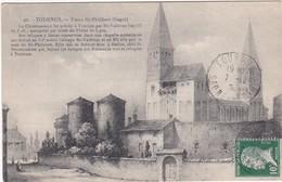 F71-072 TOURNUS - VIEUX ST PHILIBERT (SAGOT) - Autres Communes
