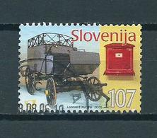 2005 Slovenia Post Used/gebruikt/oblitere - Slovenië