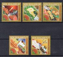 NOUVELLE ZELANDE    Timbres Neufs ** De  2004   ( Ref 6094 )   NOEL - Nieuw-Zeeland