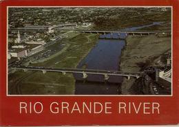 CPM Etats Unis, Laredo, Texas, Rio Grande River - Laredo