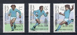 SOMALIE    Timbres Neufs ** De 1982   ( Ref 6095 )  Sport - Football - Somalie (1960-...)