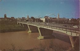 CPM Etats Unis, Laredo, Texas, Vista Del Puente Viejo International Hacia - Laredo