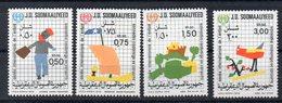 SOMALIE    Timbres Neufs ** De 1979   ( Ref 6096 )   Dessins D'enfants - Somalie (1960-...)