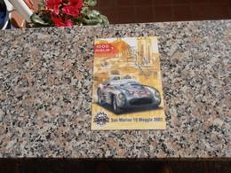 1000 Miglia 18 Maggio 2001 - San Marino