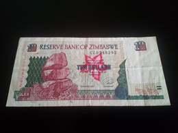 Zimbabwe 10 Dollars 1992 - Zimbabwe