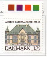 """PIA - DANIMARCA -1995 : 8° Centenario Della """"Cathedral School"""" Di Aarhus   - (Yv 1097) - Danimarca"""