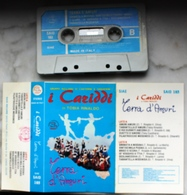 MC MUSICASSETTA I CARIDDI DI TOBIA RINALDO TERRA D'AMURI Etichetta SAID RECORDS SAID 183 - Cassette