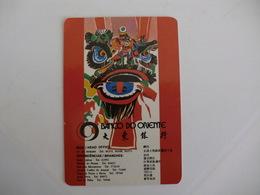 Bank Banque Banco Do Oriente Macau Macao China Pocket Calendar 1985 - Calendriers