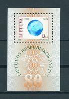 1998 Litouwen Complete M/Sheet Hologram MNH/Postfris/Neuf Sans Charniere - Litouwen