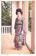 POSTAL   JAPON  - DAUGHTER - Japón