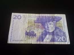 Sverige - Sveden 20 Kronor 1997 - 2011 - Sweden