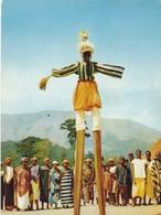 AFRIQUE. SENEGAL. A.O.F.  SORCIER  . ANNEE 1959. PUBLICITE AMORA - Sénégal
