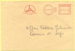 ITALIA - ITALY - ITALIE - 2002 - 00,41€ EMA, Red Cancel - AUSL, Azienda Unità Sanitaria Locale Di Ravenna, Ambito Territ - Affrancature Meccaniche Rosse (EMA)