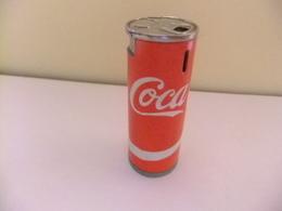 Encendedor Lighter BRIQUET Propaganda Coca Cola - Encendedores