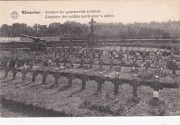 Haacht - Wespelaar - Kerkhof Der Gesneuvelde Soldaten - Haacht