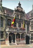 FURNES-VEURNE - Hôtel De Ville - Oblitération De 1965 - Veurne
