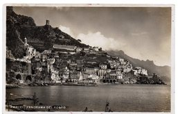 Tarjeta Postal  Amalfi- Panorama Del Porto. - Italia