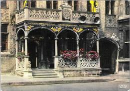 FURNES-VEURNE - Hôtel De Ville - Oblitération De 197? - Veurne