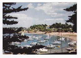 44 Quimiac Mesquer Vers La Turballe N°9124 Le Port De Toul Ru Voiliers - Mesquer Quimiac