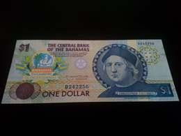 Bahamas 1 Dollar 1974 UNC - Bahamas