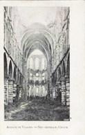 Abbaye De VILLERS - Nef Centrale, Choeur - Carte Précurseur N'ayant Pas Circulé - Villers-la-Ville