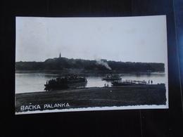 BACKA PALANKA SERBIA - TRAVELLED 1936 - Serbie