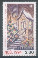 Saint Pierre And Miquelon, Decorated House Entrance, 1994, MNH VF - St.Pierre & Miquelon