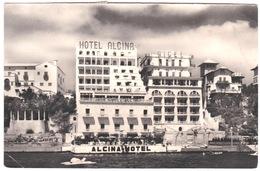 Alcina Hotel - Palma De Mallorca - 1954, Real Photo - Palma De Mallorca