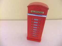 Encendedor Lighter BRIQUET Cabina Teléfonos Inglesa - Otros